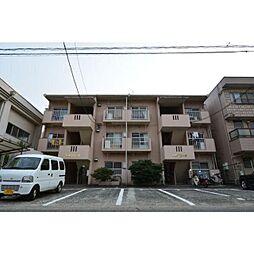 愛知県名古屋市西区上小田井2丁目の賃貸マンションの外観