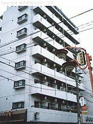 神奈川県横浜市鶴見区鶴見中央の賃貸マンションの外観