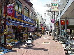 長原商店街