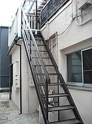 河原アパート[202号室]の外観