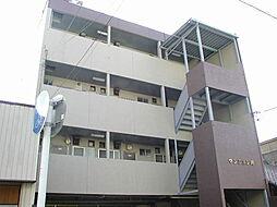 マンション岡[3階]の外観