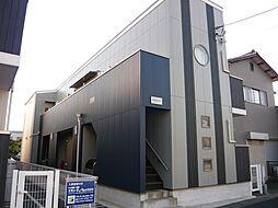 レジデンス・テラ[1階]の外観