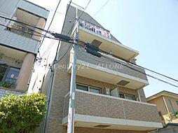 プレジール駒込弐番館[204号室]の外観