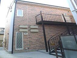 ハーミットクラブハウス瀬戸ヶ谷A[2階]の外観