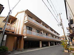 兵庫県神戸市須磨区衣掛町2丁目の賃貸マンションの外観