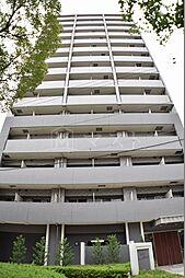 エスリード阿波座シティウエスト[13階]の外観