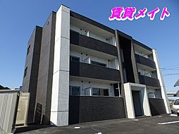 三重県四日市市大矢知町の賃貸マンションの外観