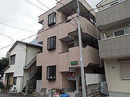 グリフィン新川崎[302号室]の外観