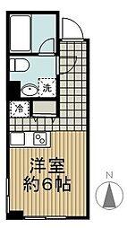 SSビル1[3階]の間取り