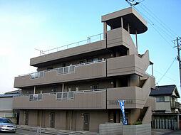 兵庫県加古川市別府町宮田町の賃貸アパートの外観