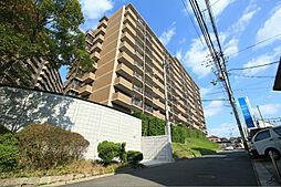 朝日プラザCITYウエストヒル神戸A棟[11階]の外観
