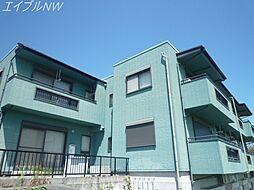 グレースマンション[2階]の外観
