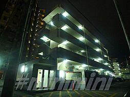 ステーションハイツカクイ[203号室]の外観