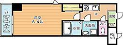 仮)北方新築マンション[507号室]の間取り
