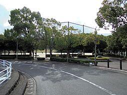 上野台公園まで...