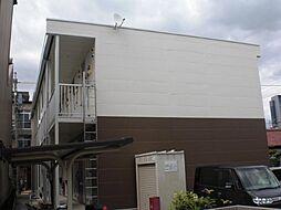 レオパレスクレールエム[1階]の外観
