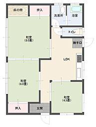 [一戸建] 静岡県伊東市八幡野 の賃貸【/】の間取り