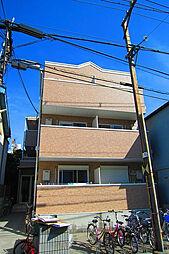 マリーナ帝塚山[2階]の外観
