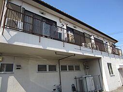 東京都練馬区貫井3丁目の賃貸アパートの外観