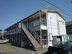 愛知県岩倉市曽野町江毛の賃貸アパートの外観