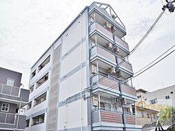 プラザアビコ[2階]の外観