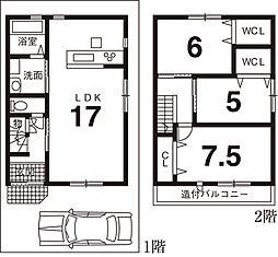 2階建 建物参...