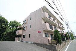 東京都あきる野市原小宮の賃貸アパートの外観