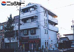 ハートイン平田[3階]の外観