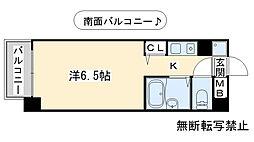 グレイス室見[303号室]の間取り