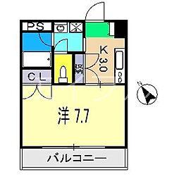 ARCADIA[2階]の間取り