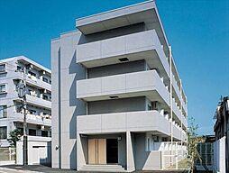 東京都調布市国領町2の賃貸マンションの外観
