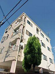 大阪府大阪市東住吉区今林2丁目の賃貸マンションの外観