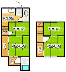 二日市駅 3.5万円