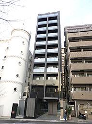 パークヒルズ赤坂[402号室]の外観