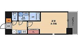 サムティ福島Libre[8階]の間取り