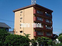 小崎ビル[4階]の外観