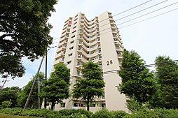 若葉台第一住宅26号棟[5階]の外観
