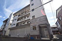 第2加納マンション[4階]の外観