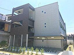 クレイノ善進本町[3階]の外観