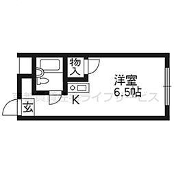 コーポ松尾[4-C号室]の間取り
