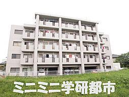 コンドミニアム周船寺[404号室]の外観