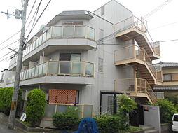 OKマンション[2階]の外観