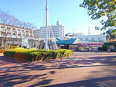 東急田園都市線 すずかけ台駅