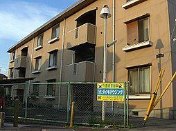 ライズィングマンションB[305号室]の外観