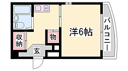 舞子駅 3.3万円
