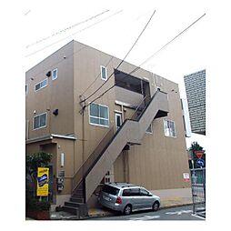 千葉県千葉市稲毛区小仲台8丁目の賃貸マンションの外観