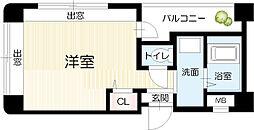 加古川尾上ヤングパレス[202号室]の間取り