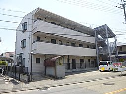ボヌール山本[3階]の外観