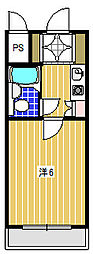 ライオンズマンション金沢八景第8[110号室]の間取り