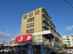 コザワビル[4階]の外観